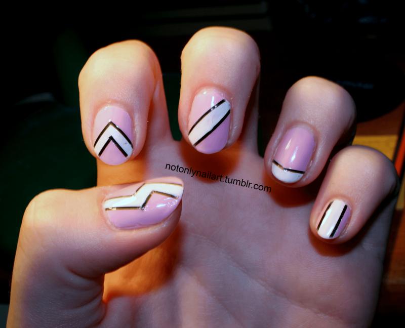 Mix&Match nail art nail art by notonlynailart
