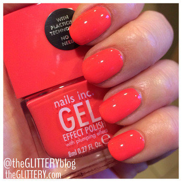 Nails Inc Kensington Passage Swatch by Ari  Fund