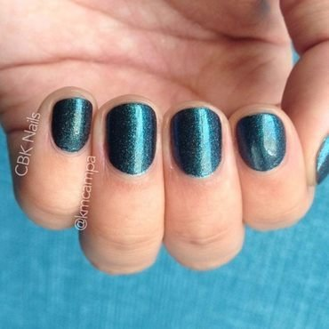 Mod Lacquer Galactic Aura Swatch by Kasey Campa