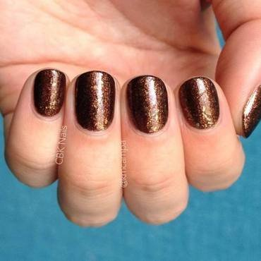Mod Lacquer Sasquatch Swatch by Kasey Campa