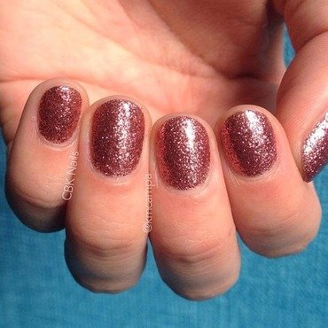 Butter London Rosie Lee Swatch by Kasey Campa