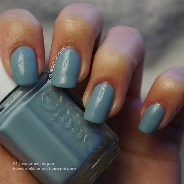 Essie Parka Perfect Swatch by Stephanie L