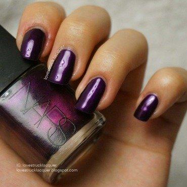 Glitter Placement Tessellation nail art by Stephanie L - Nailpolis ...