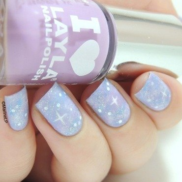 Pastel galaxy nails  4  thumb370f