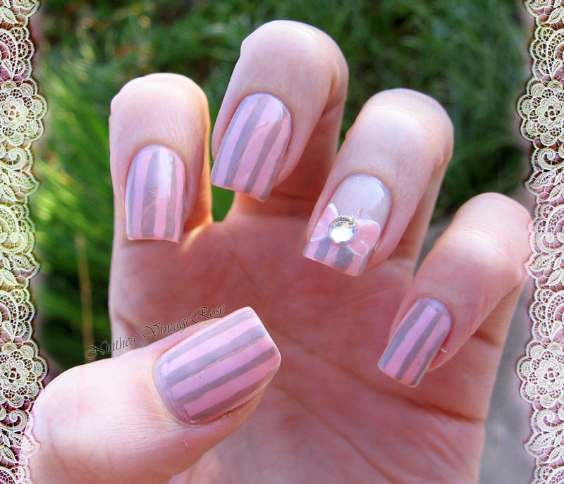 Spring awaking contest nail art nail art by Ninthea