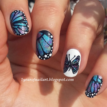 Butterfly nails thumb370f