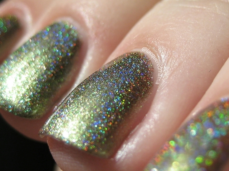 Vapid Lacquer Hallucinations Swatch by Jennifer Collins