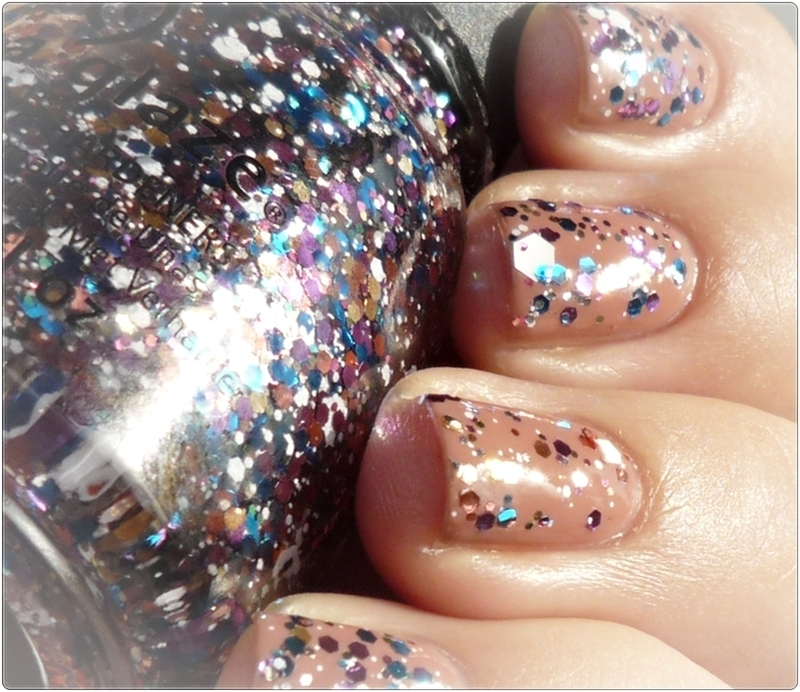 China Glaze Your Present Required and Miss Sporty #032 Swatch by Romana