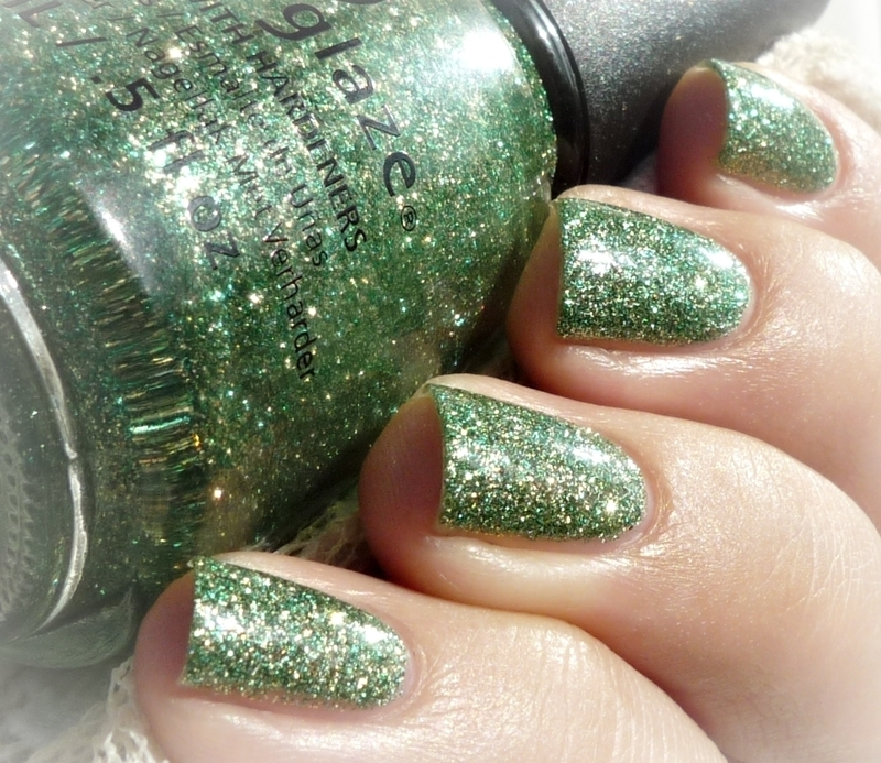 China Glaze This Is Tree-Mendous Swatch by Romana