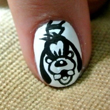 Goofy nail art by practicewithpolish