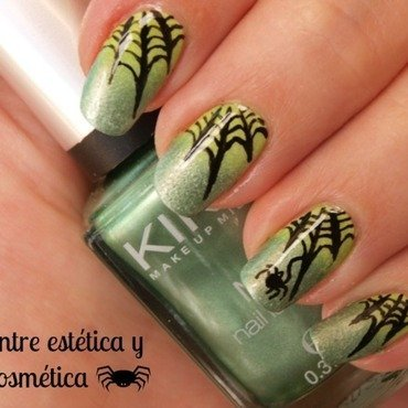 Halloween Nails '13 nail art by MartaRuso