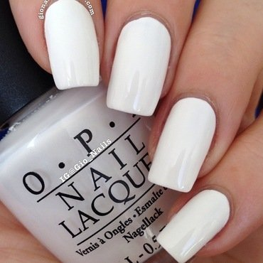 OPI Alpine Snow Swatch by Giovanna - GioNails