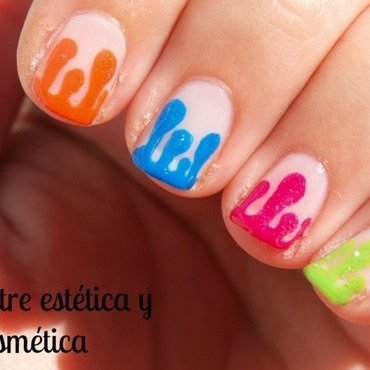 Multicolour Nails nail art by MartaRuso