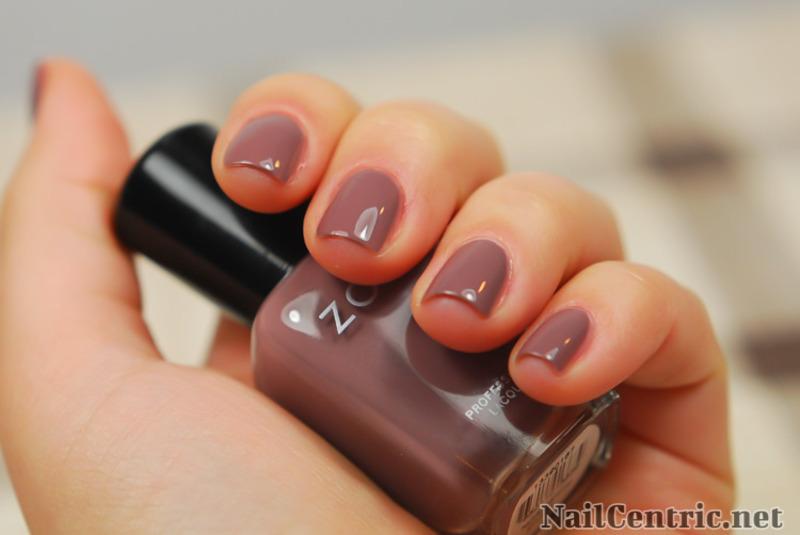 Zoya Normani nail art by NailCentric