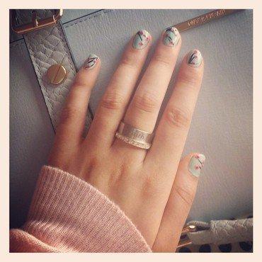 spring nails nail art by mahumtariq