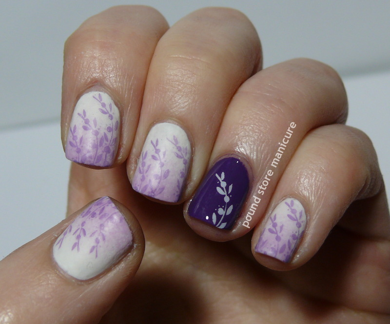 Rimmele Sweet Lavender Swatches and Nail Art - Nailpolis: Museum of ...