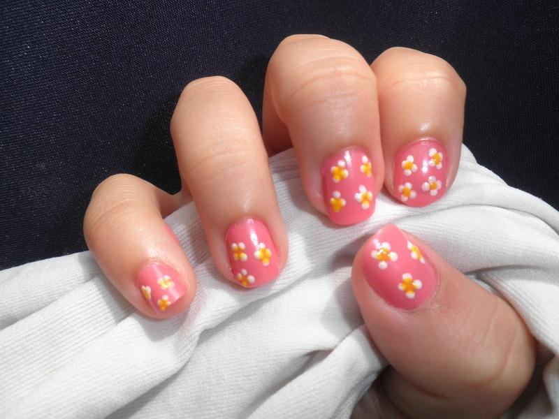 Margaritas nail art by NailsArts