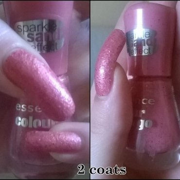 Essence Colour & Go 182 hello rosy Swatch by Mila