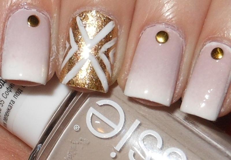 Zendaya Inspired Nails Subtle Ombre nail art by Mima - Nailpolis ...