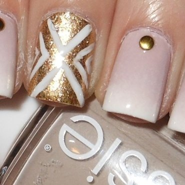 Zendaya Inspired Nails Subtle Ombre nail art by Mima