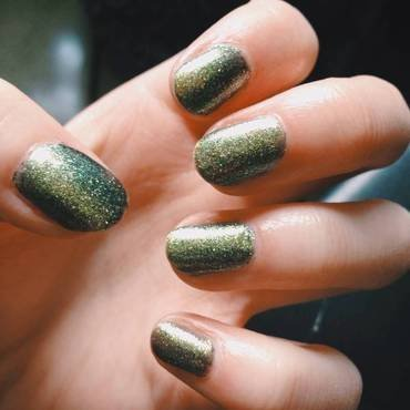 Mod Lacquer Earthbound Swatch by Anya Qiu