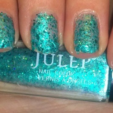 Julep Tania Swatch by samisnails