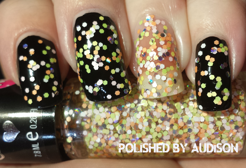 Hard Candy Mom & Pop Swatch by Ashley Hoopes