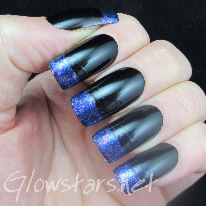 You cast your life  nail art by Vic 'Glowstars' Pires