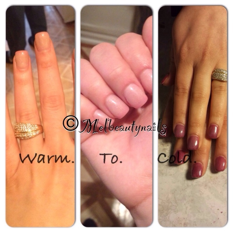 Mood Changing  nail art by mel