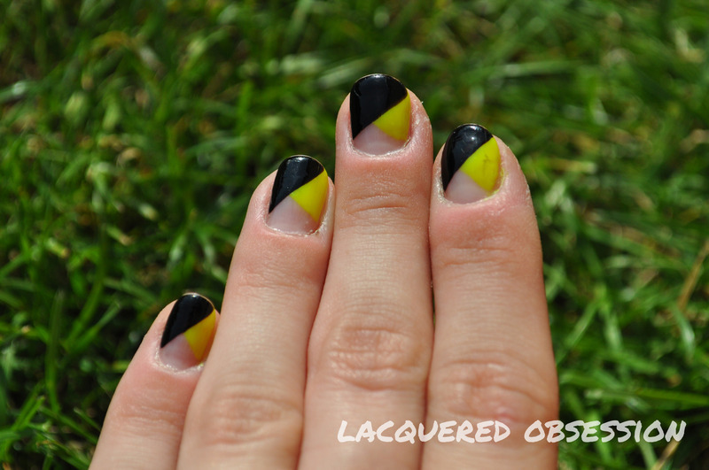 Inspired by Prima Creative  nail art by Lacquered Obsession