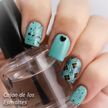 Kkcenter   nail water decal   china glaze aquadelic 1 thumb370f