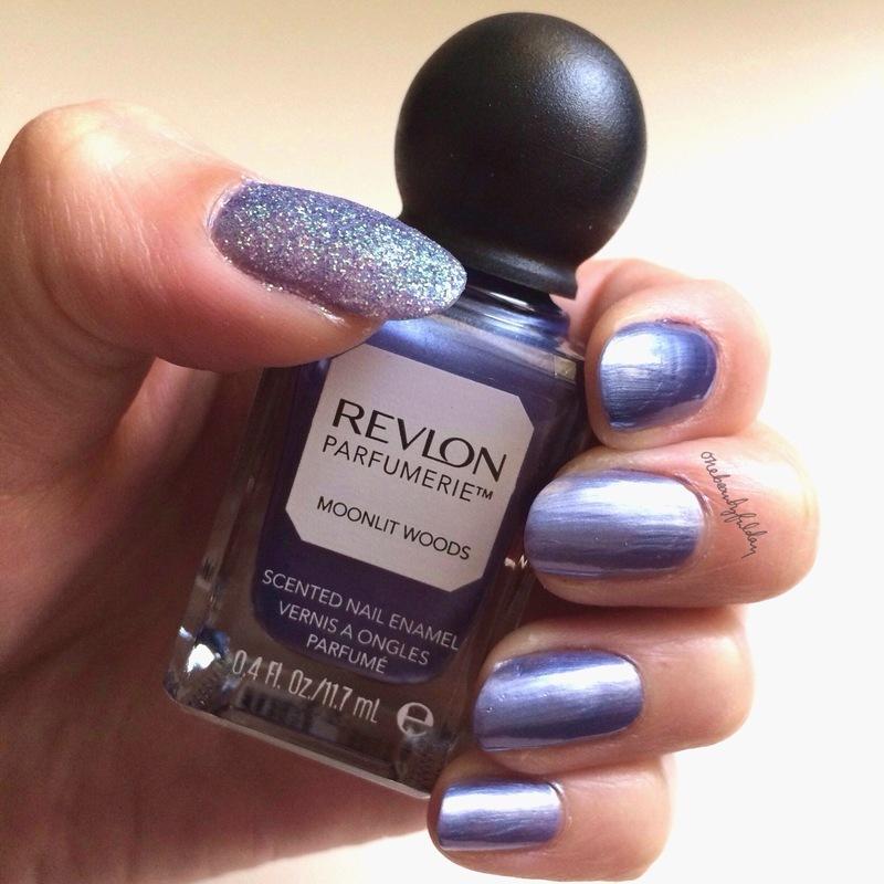 Revlon Parfumerie Moonlit Woods Swatch by onebeautyfulday