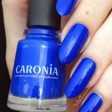 Caronia Chasse Swatch by Rachael Robinstein