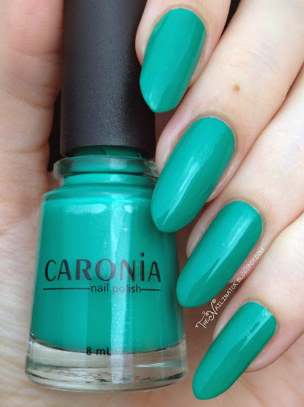 Caronia Glissade Swatch by Rachael Robinstein
