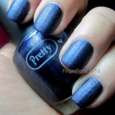 Pretty Denim Swatch by Sam