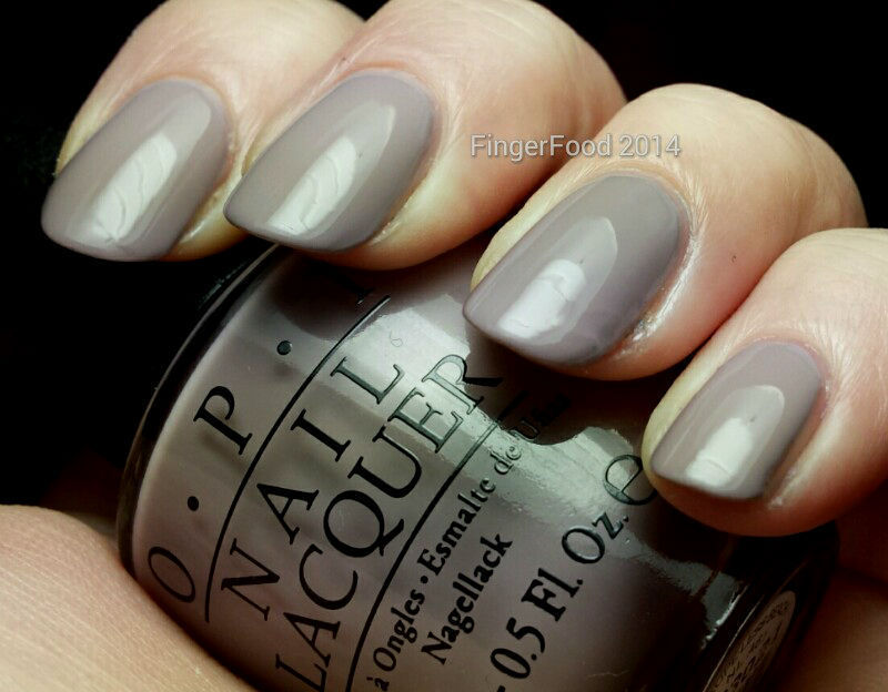 OPI Taupe-less beach Swatch by Sam