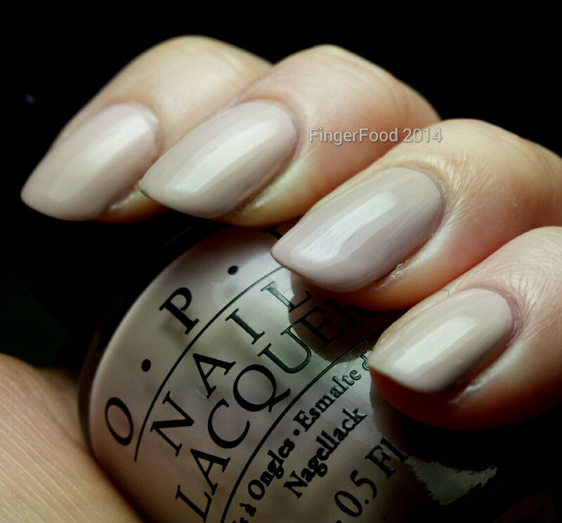 OPI Don't Bossanova Me Around Swatch by Sam