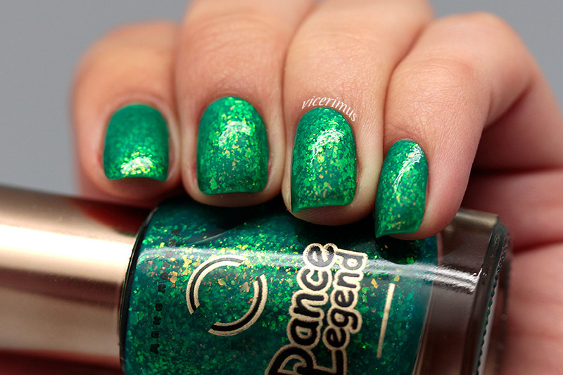 Dance Legend Tinsel Swatch by Yulia
