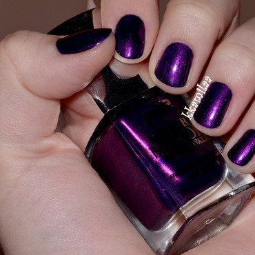 P2 Sensual Purple Swatch by Kamila