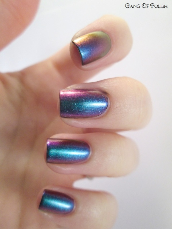 Dance Legend sulley Swatch by Gang Of Polish