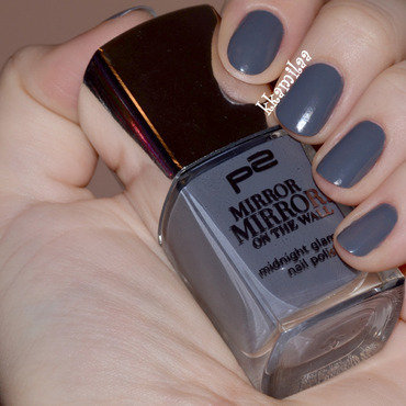 P2 Elegant Grey Swatch by Kamila
