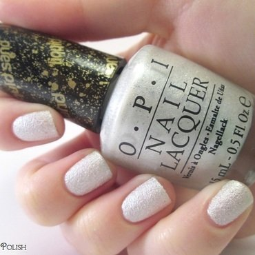 OPI Solitaire Swatch by Gang Of Polish