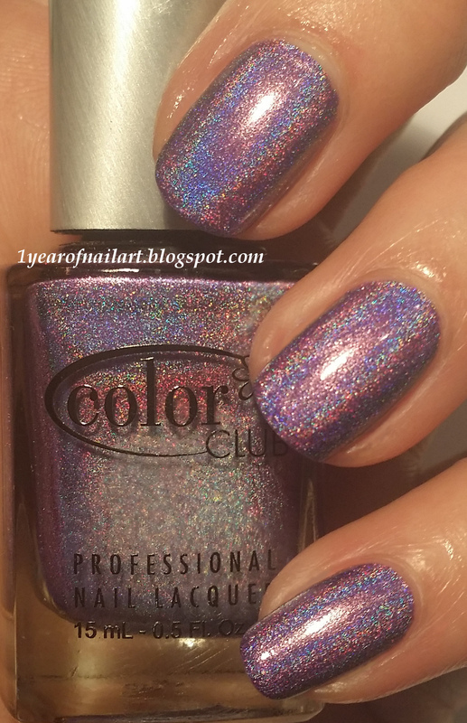 Color Club Eternal Beauty Swatch by Margriet Sijperda