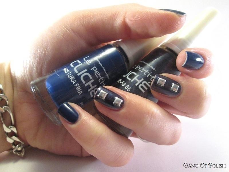 Happy Birthday Jo3 Jeans ! nail art by Gang Of Polish