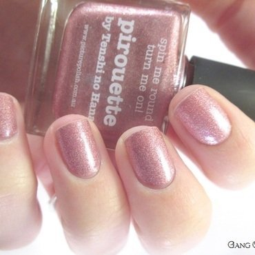 piCture pOlish Pirouette Swatch by Gang Of Polish