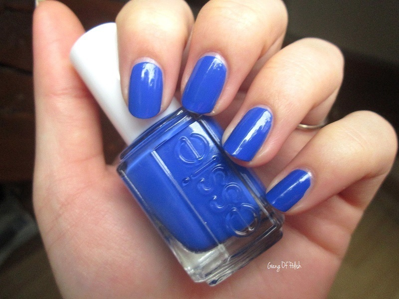 Essie Butler Please Swatch by Gang Of Polish