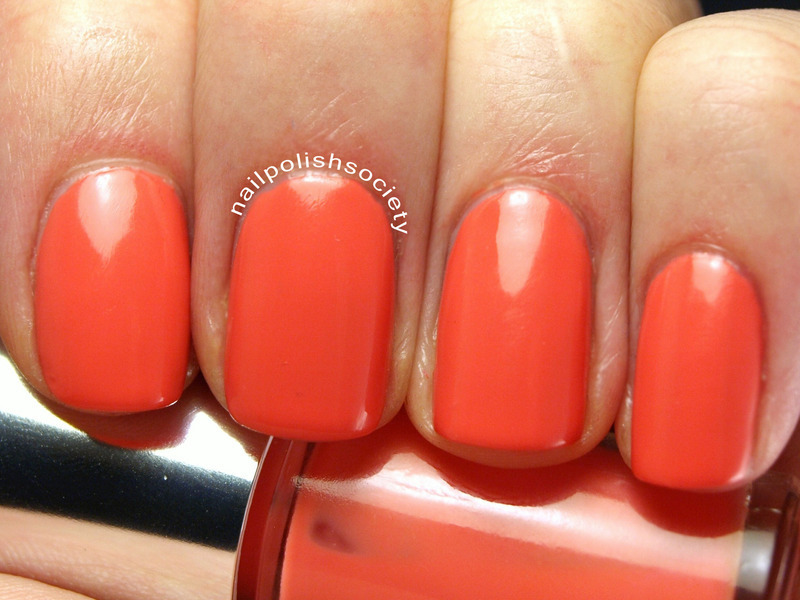 Clinique Really Rio Swatch by Emiline Harris