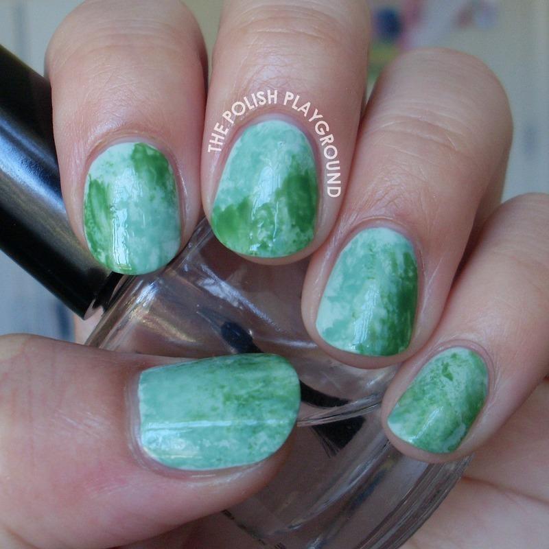 Lucky Jade Nail Art nail art by Lisa N