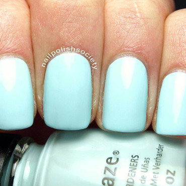 China Glaze A Vase Value Swatch by Emiline Harris