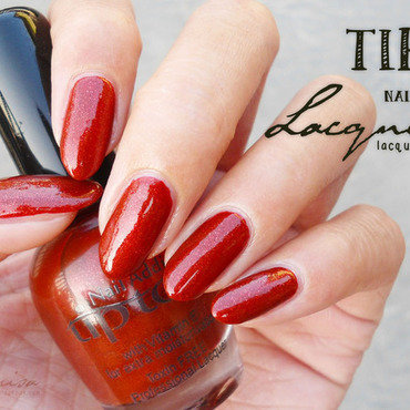 Tip Top Nail Addict Saddle Up Swatch by Lacqueerisa